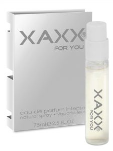 Parfum Probe Damen XAXX Fifty Four 54