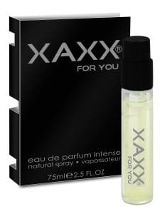 Parfum Probe Herren XAXX Thirty-Five 35