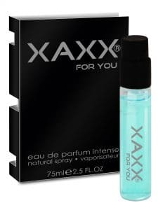 Parfum Probe Herren XAXX Thirty-Three 33