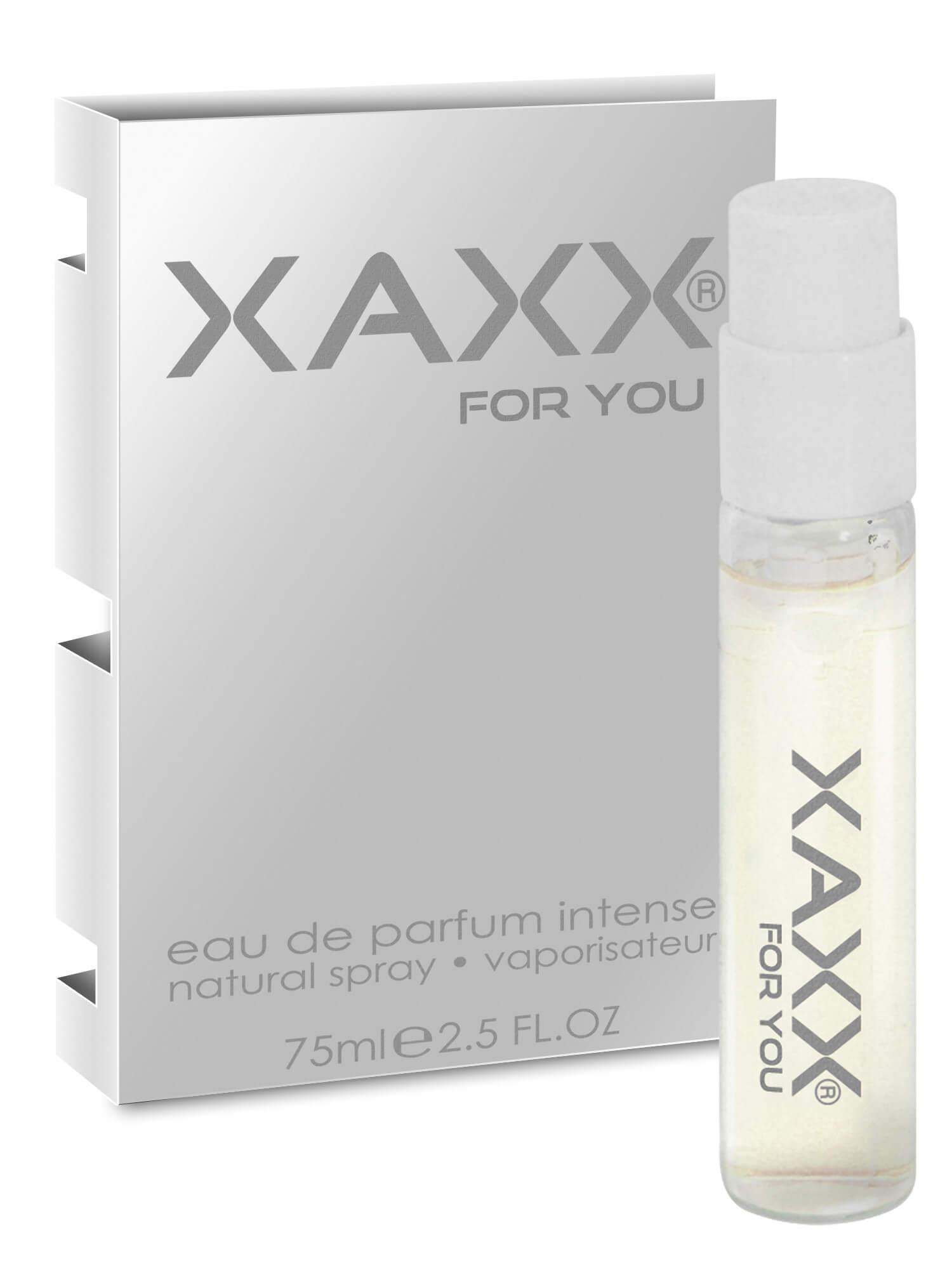 XAXX Damenduft TEN intense Probe