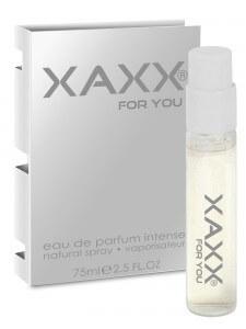 XAXX Damenduft TWENTYSIX intense Probe