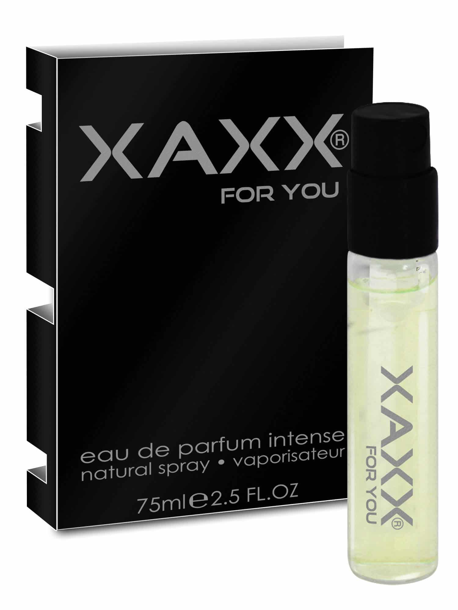 XAXX Herrenduft NINETEEN intense Probe