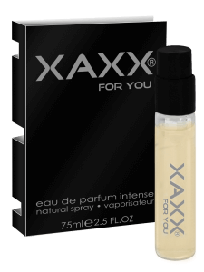 XAXX Herrenduft TWENTYONE intense Probe