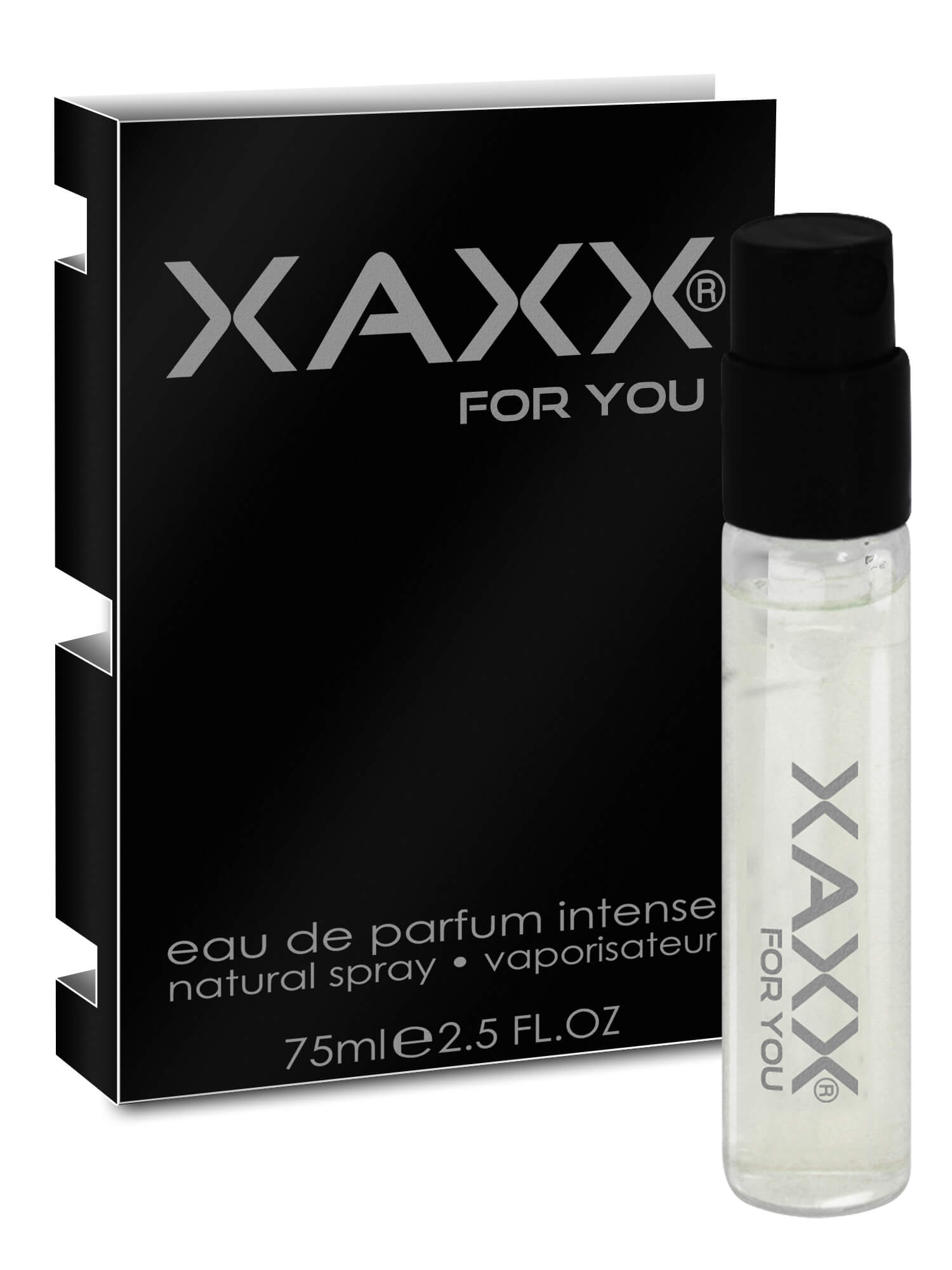 XAXX Herrenduft TWENTYSEVEN intense Probe