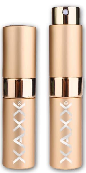 XAXX Parfum Taschenzerstaeuber gold