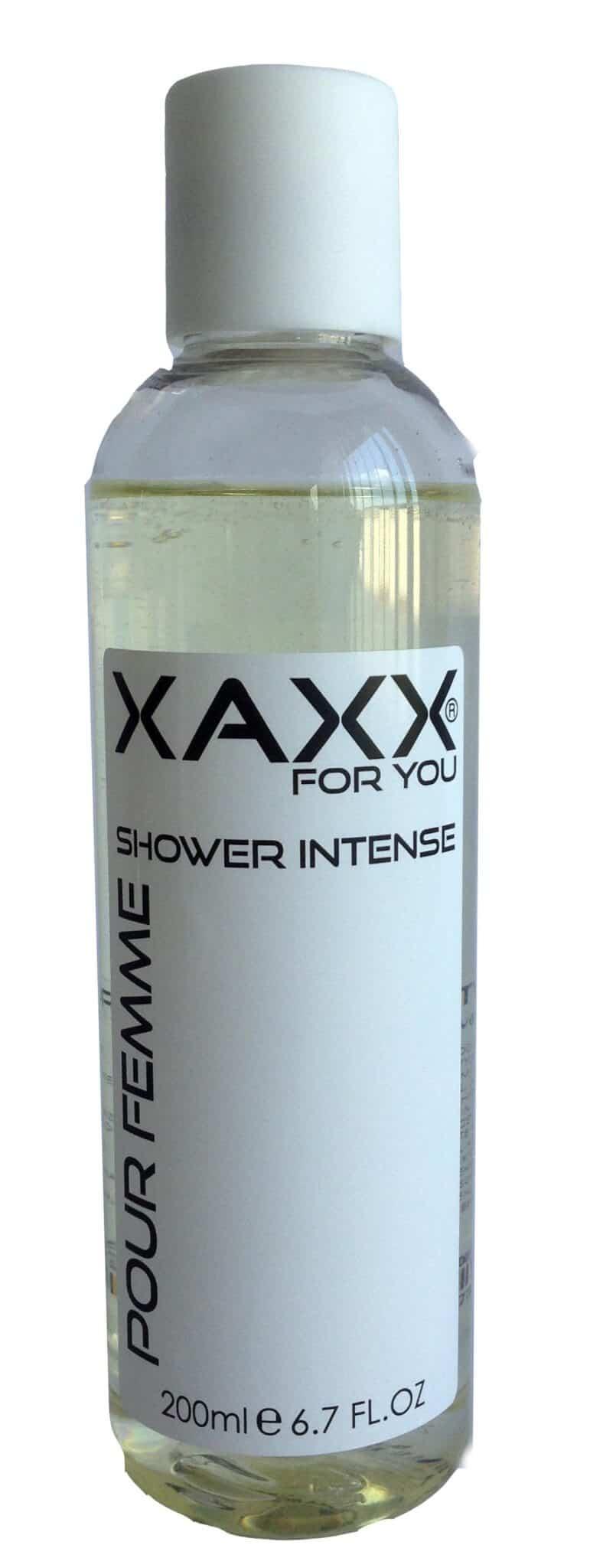 XAXX Parfum Duschgel Damen FOUR // 4